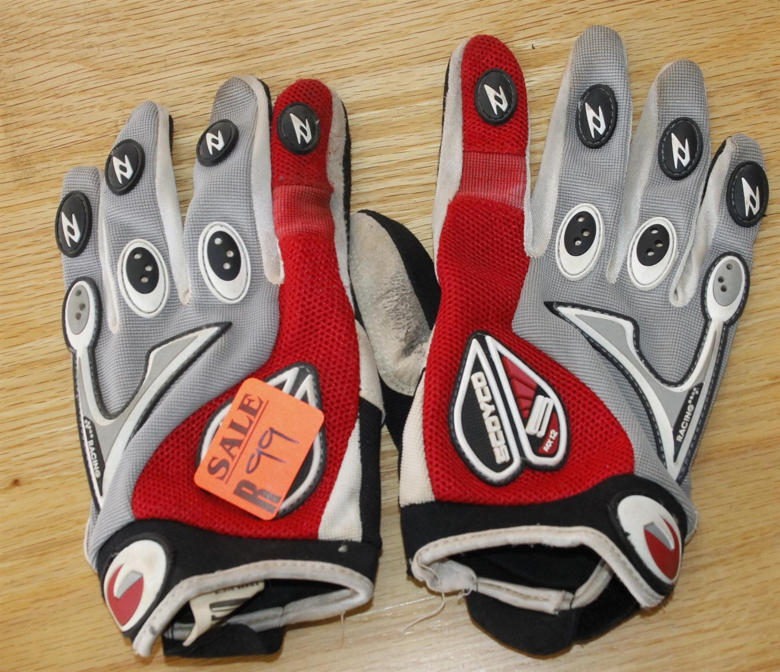 Motor cross gloves #Rosettenvillepawnshop