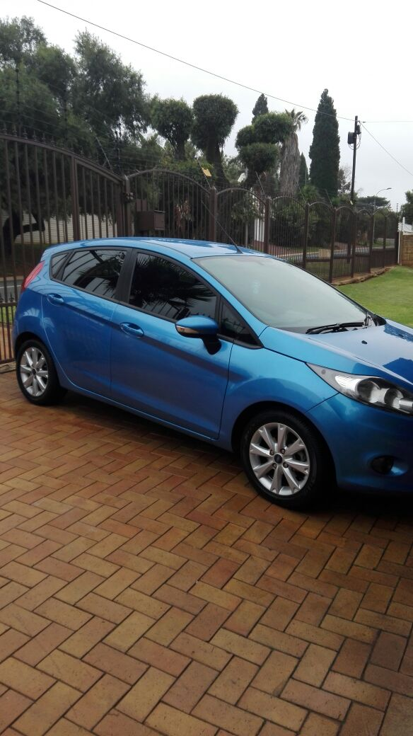 2012 Ford Fiesta 1.4 5 door Trend