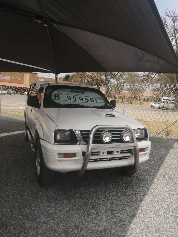 2007 Mitsubishi Colt 2800TDi Clubcab