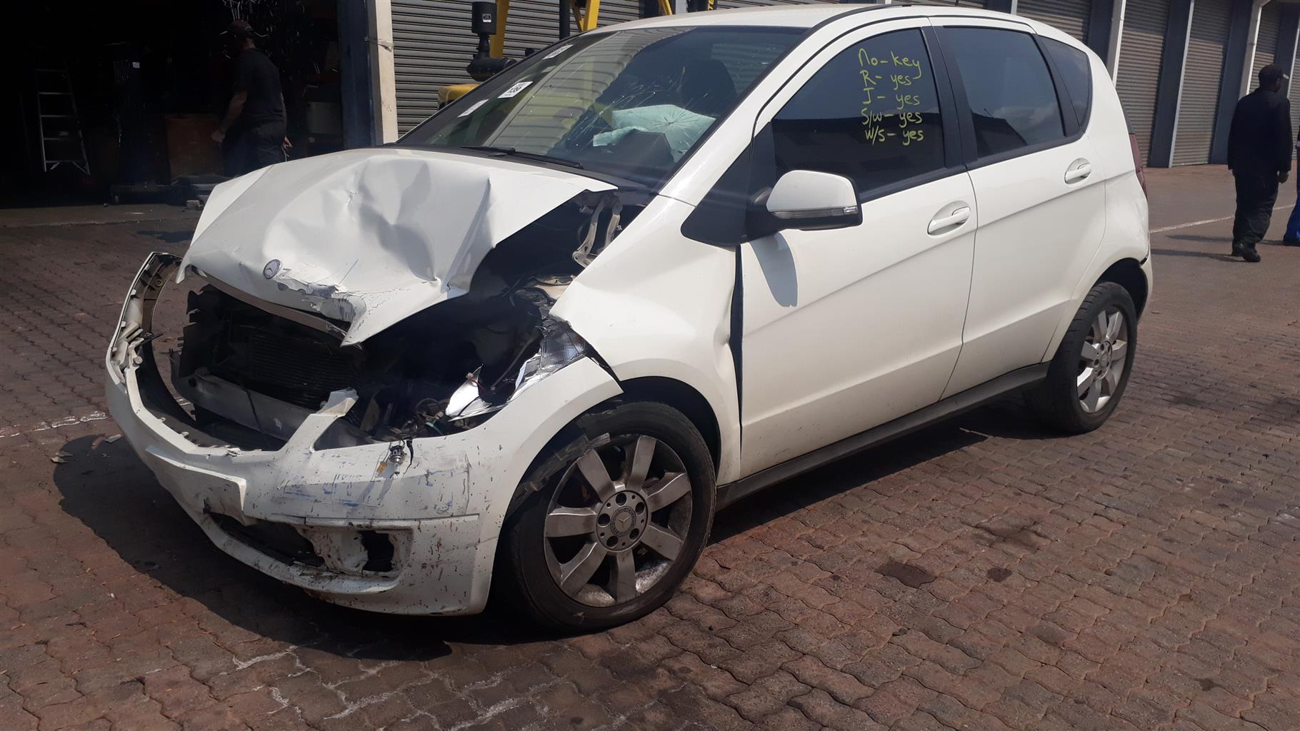Mercedes A180 CDI SPARE PARTS FOR SALE
