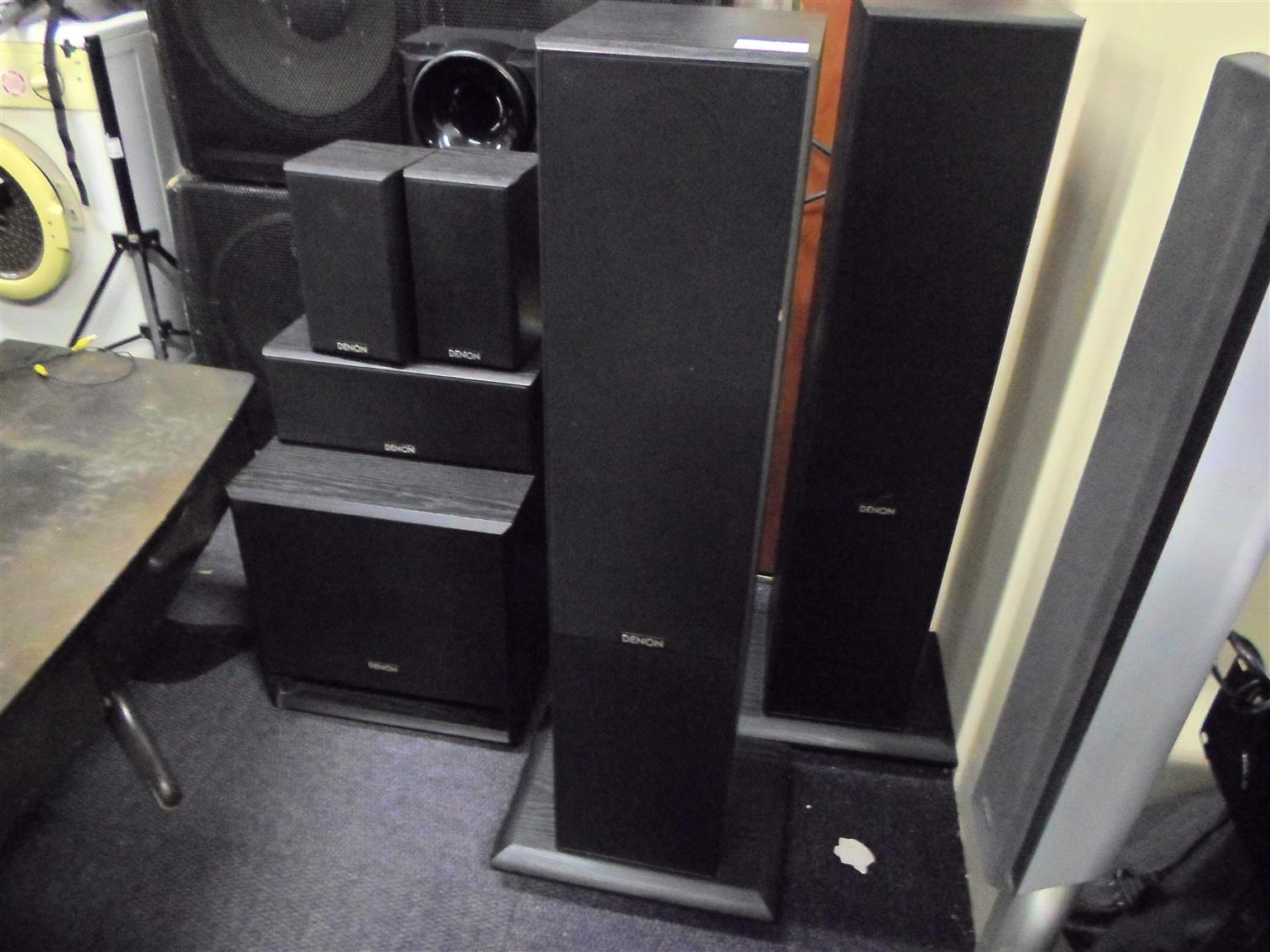 Denon Speaker Set
