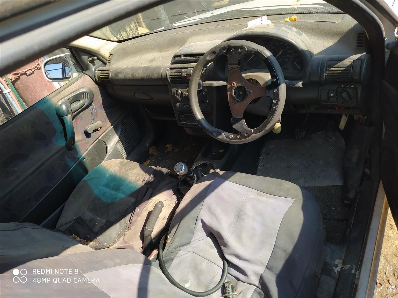 1996 Opel Corsa Utility