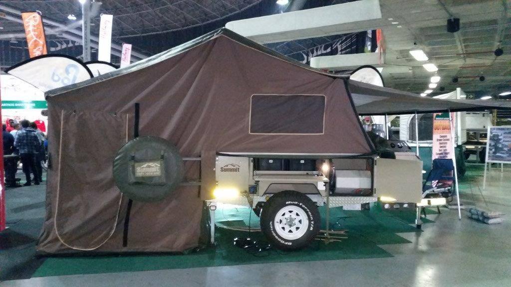 Summit Everest Off Road Camper