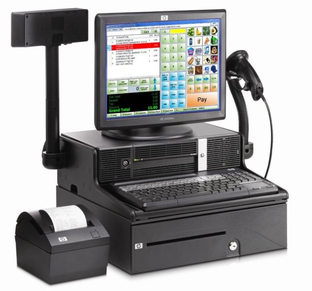 COMPLETE REFURBISHED POINT-OF-SALE COMPUTER SYSTEM ON SALE...
