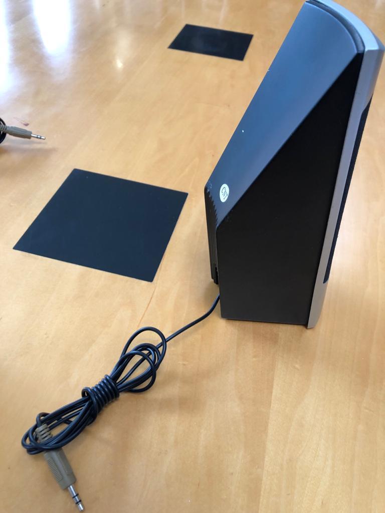 CTL Desktop 5.1 Surround speaker set featuring 5 desktop / PC surround speakers