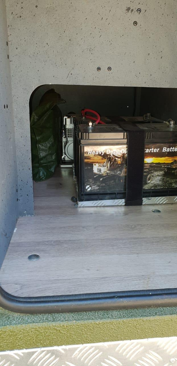 Duo Invader all terrain camper trailer,Like new