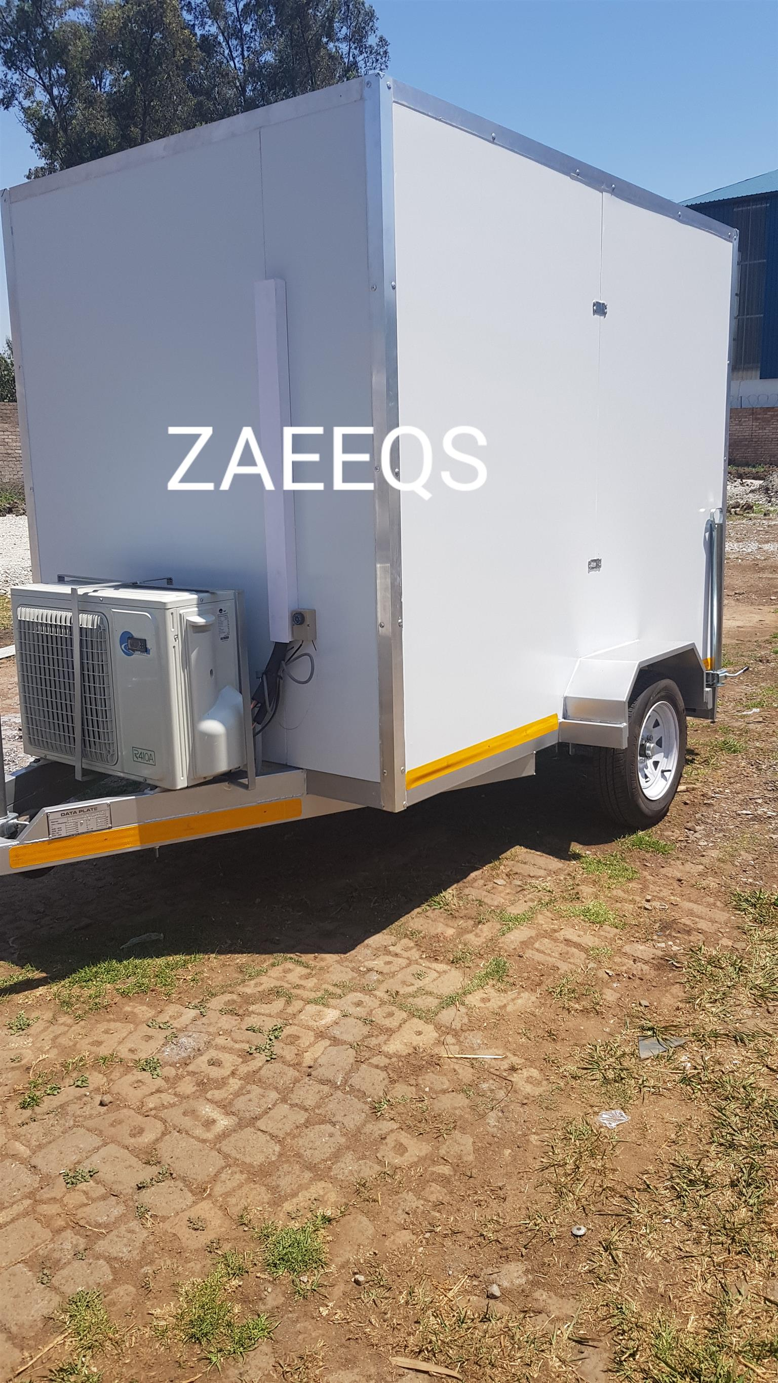 Mobile Cold Rooms/ Chillers...Brand New!