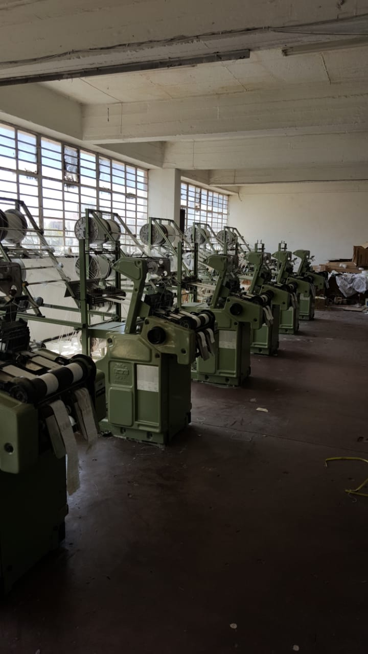 CURTAIN TAPE MANUFACTURING PLANT FOR SALE!!!