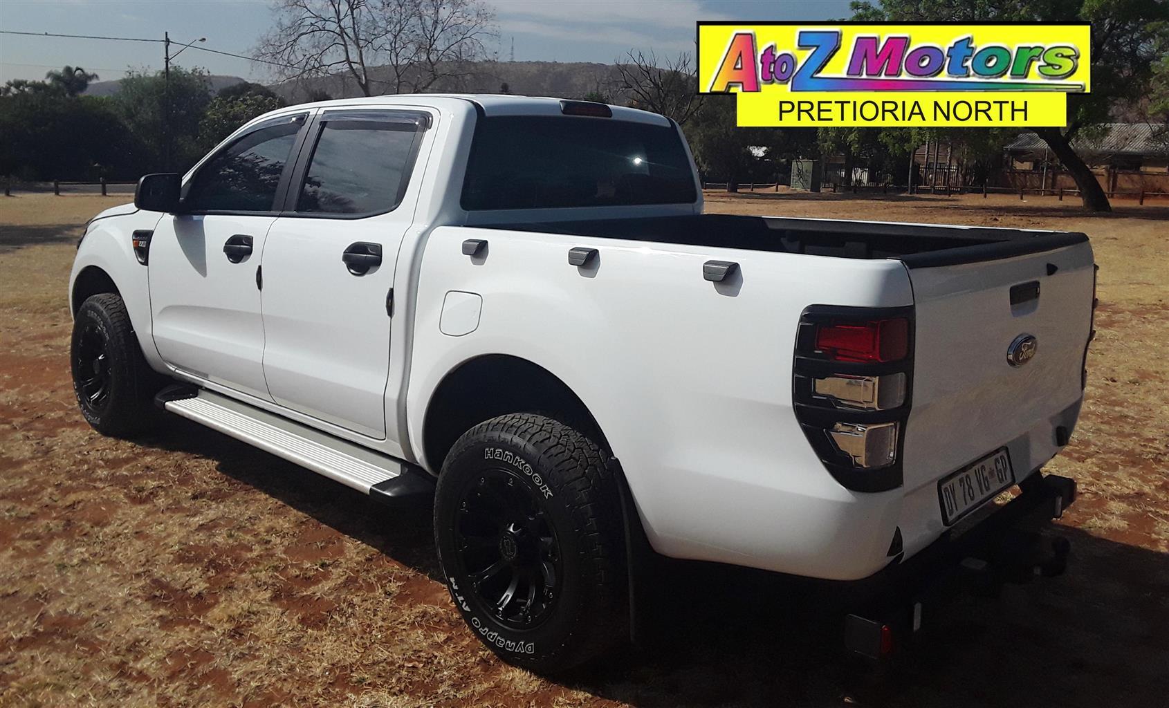 2015 Ford Ranger double cab RANGER 2.2TDCi XL PLUS 4X4 P/U D/C