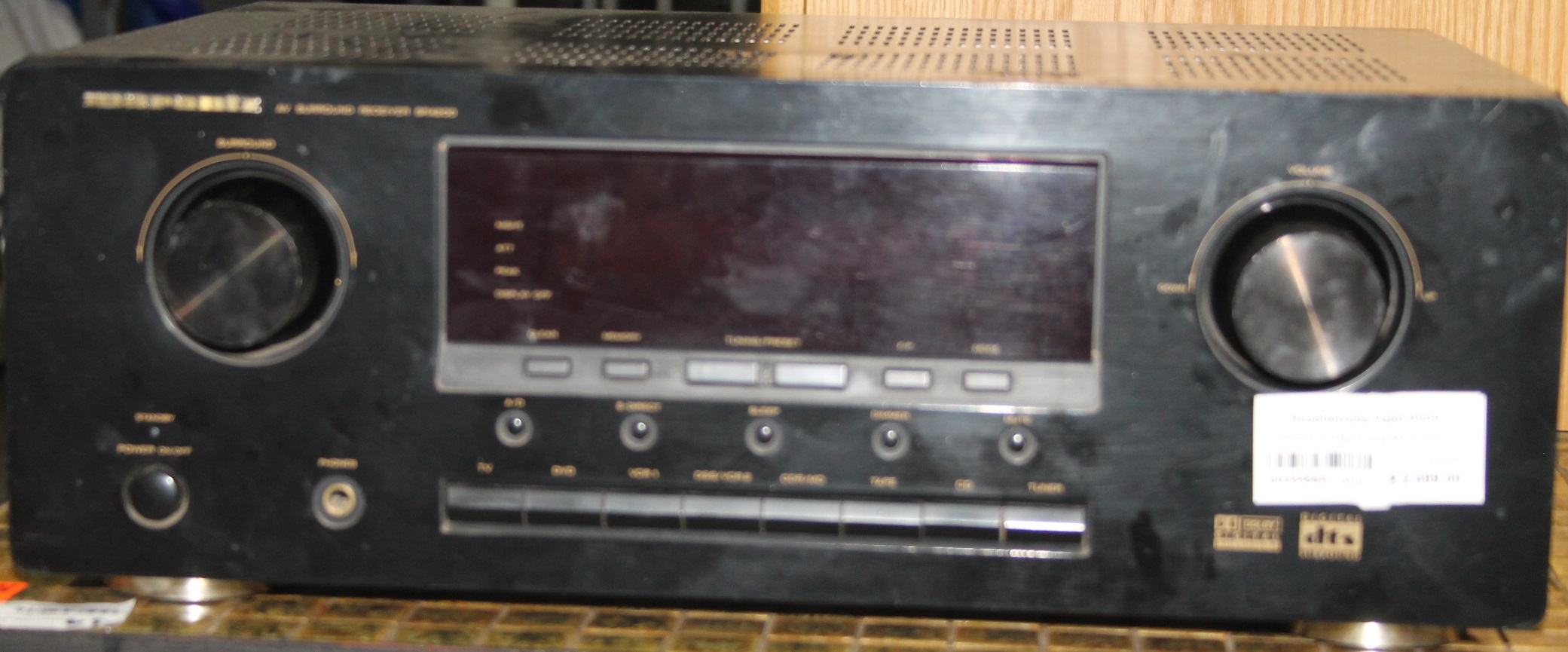 S034468A Marantz amplifier no remote #Rosettenvillepawnshop | Junk Mail