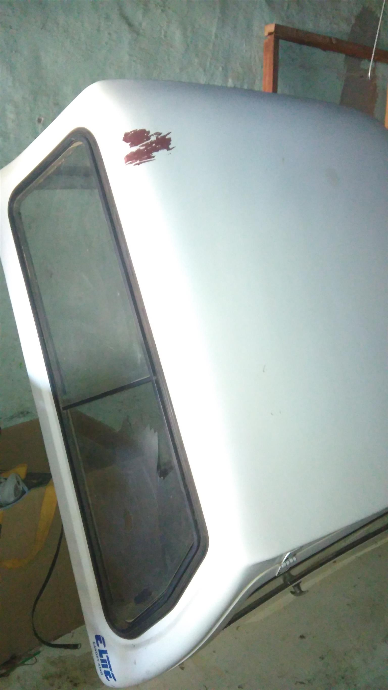Doublecab canopy for sale