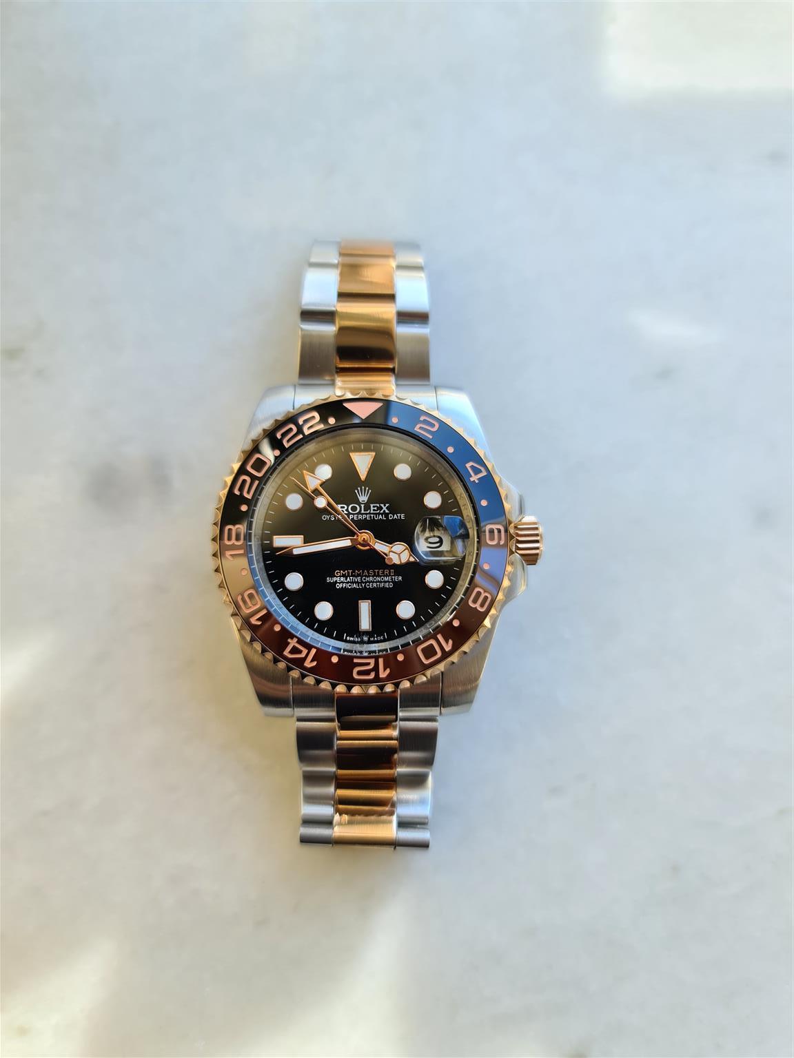 Rolex Rootbeer GMT