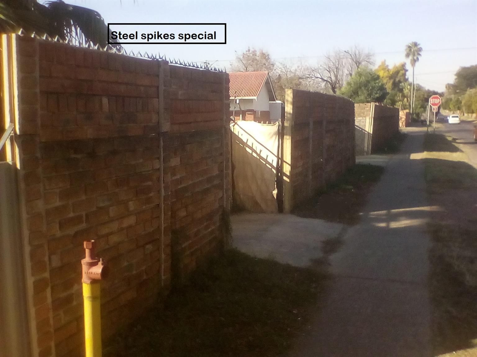Concrete Wall extensions Steelwork and Maintenance
