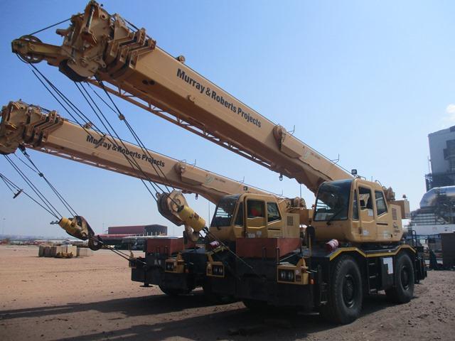 Tadano GR300EX, 30 Ton Mobile Crane - ON AUCTION