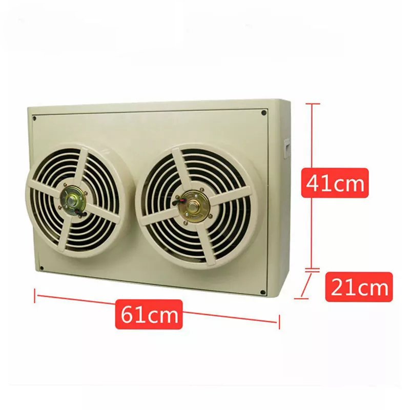 Universal Roof / Wall-Mounted 12V / 24V Electronic Aircon