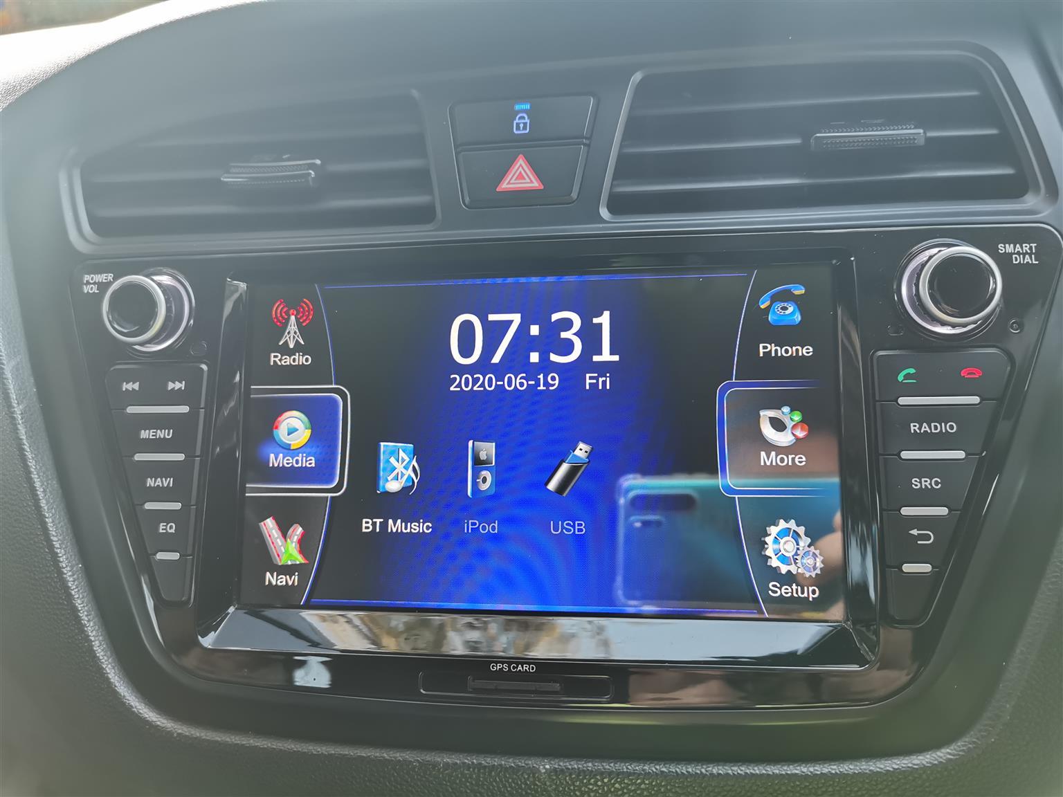 Hyundai i20 Infotainment Satnav Radio