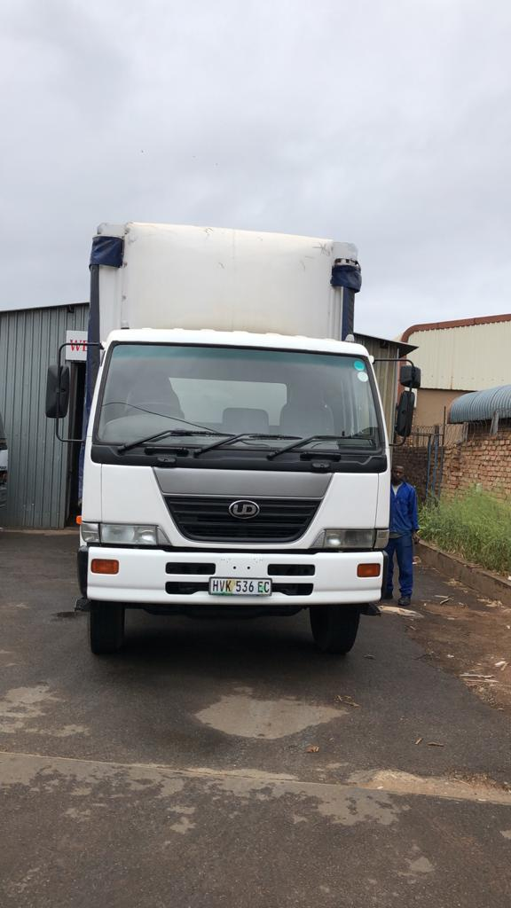 used nissan ud for sale