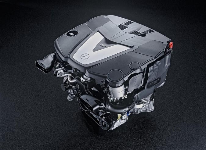 MERCEDES BENZ 642 ENGINE FOR SALE