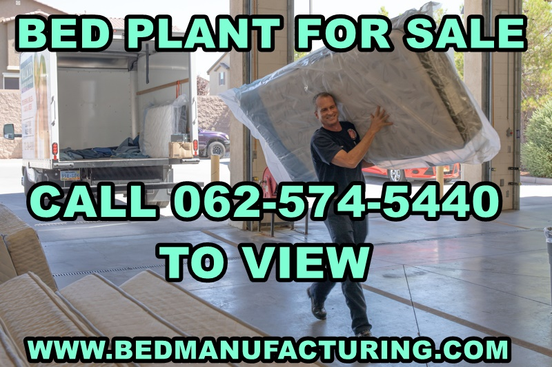 Bed Plant for sale R 1.2 M