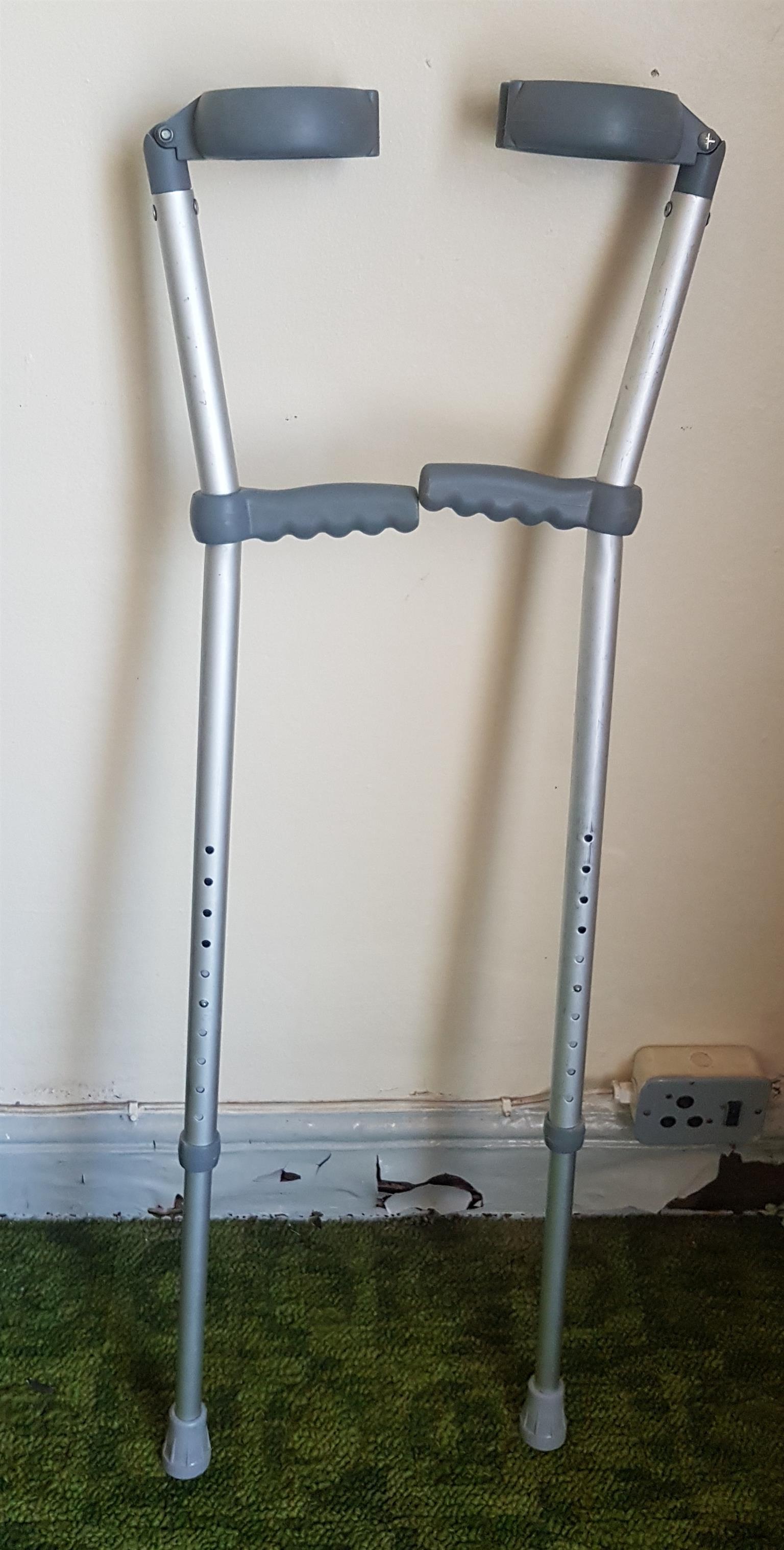Crutches for sale