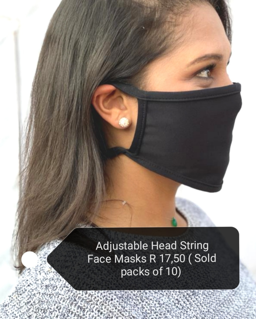Spunbound Handmade Face Masks  Face Shields, Cloth Masks 100 000 on hand