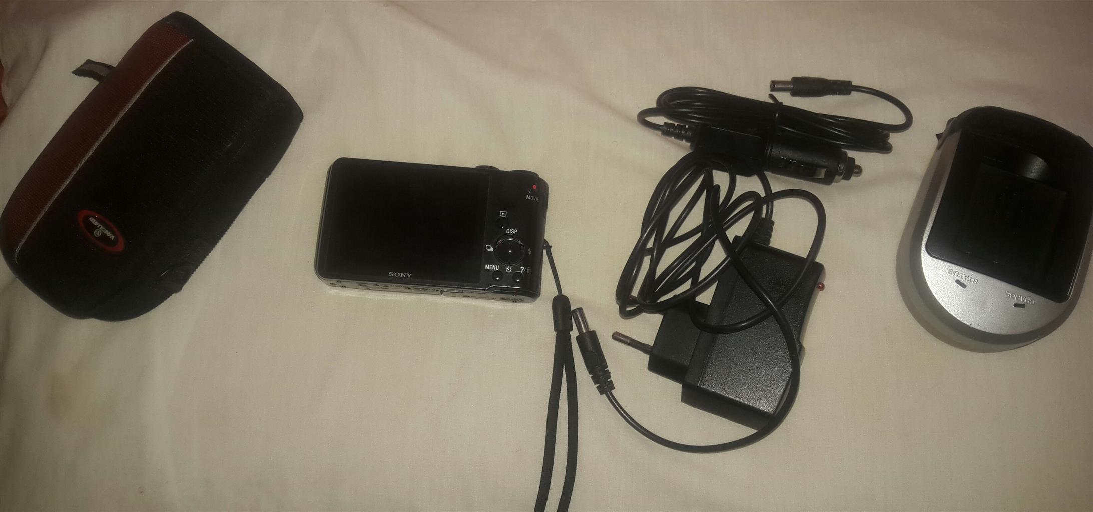 Sony Cyber-Shot DSC-HX7V 16.2 MP Exmor R CMOS