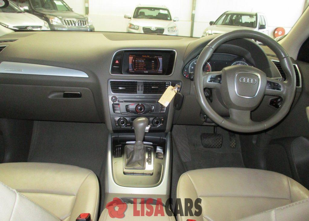 2010 Audi Q5 2.0TFSI quattro