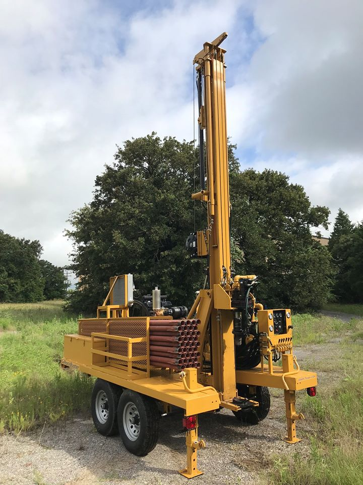 Geotechnical & Environmental Drill Rigs