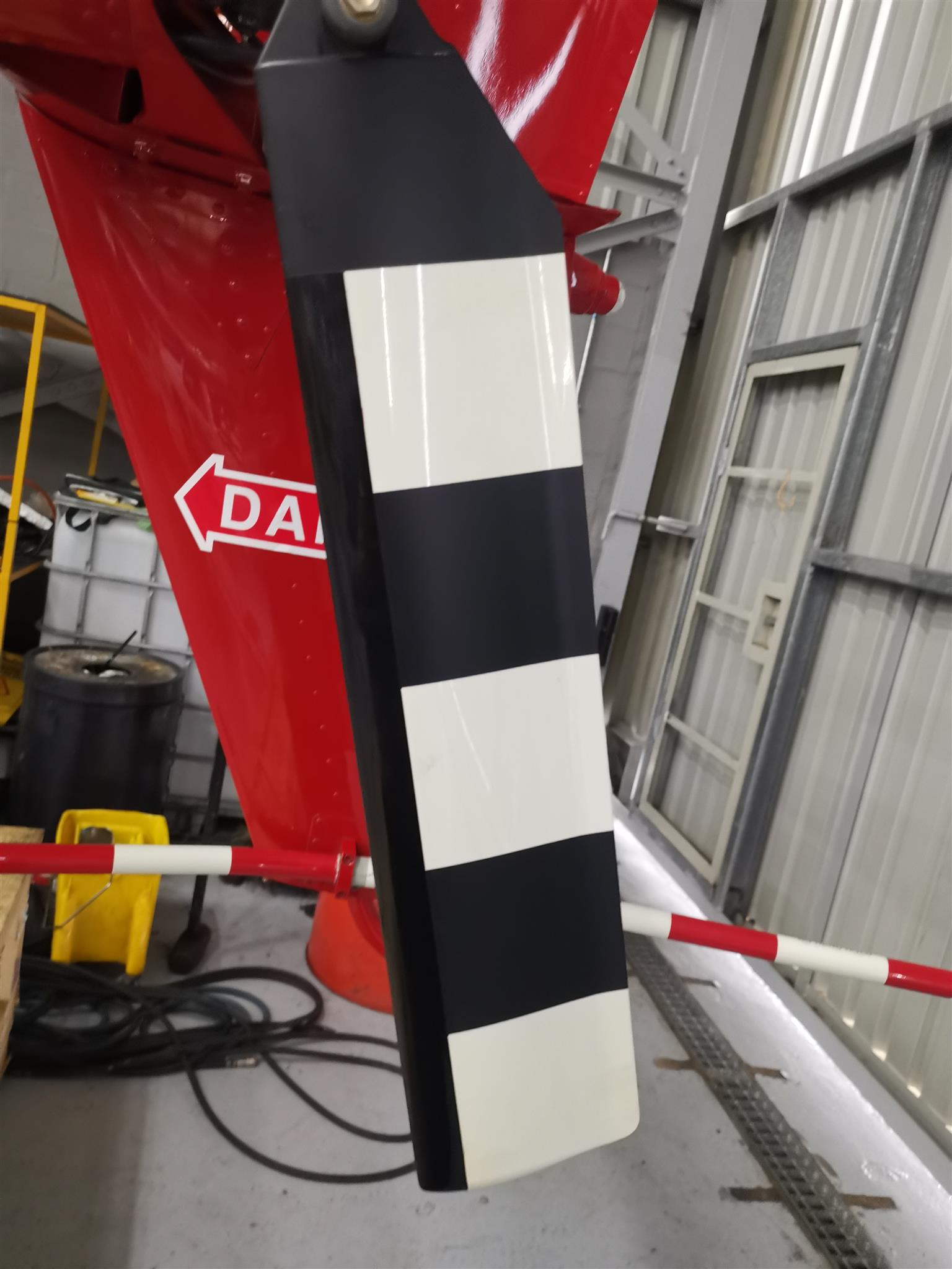 tail rotor blades R44