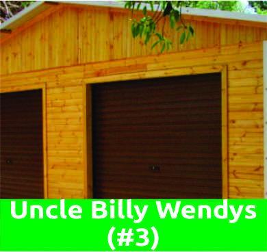 Best Log Homes in town!