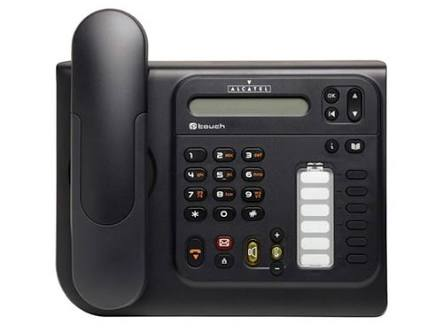 Alcatel 4018  VoIP Touch Network Phone