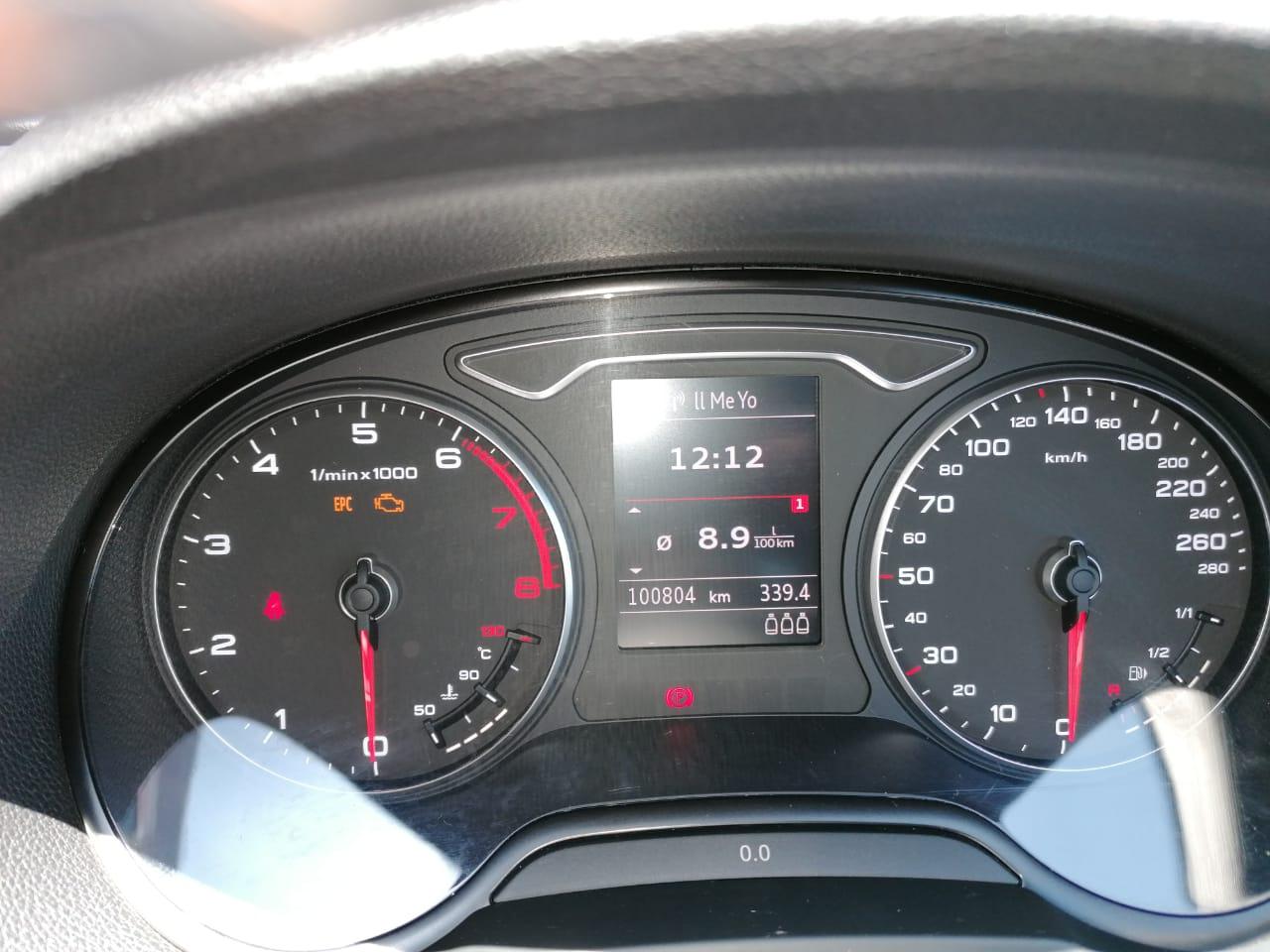 2013 Audi A3 1.8 TFSI
