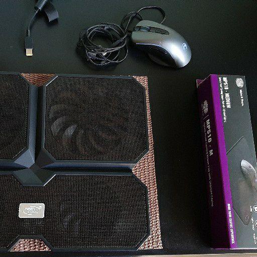 Lenovo Legion Y530 GTX 1060 6GB + Accessories