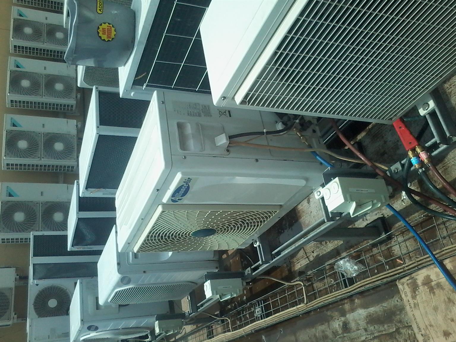 air con installations ,fridge reparis