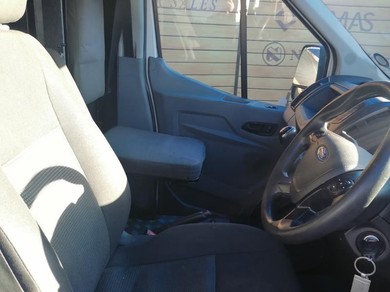 2014 Ford Tourneo 2.2TDCi MWB 12 seat