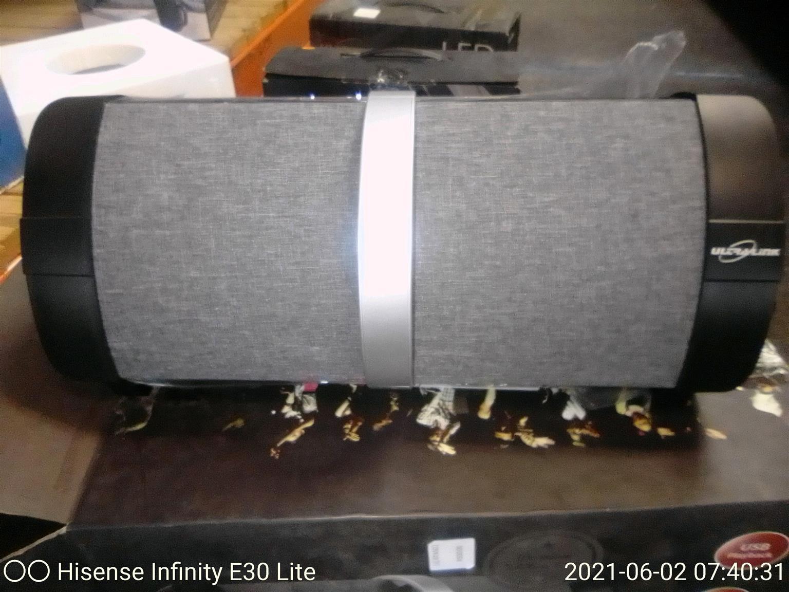 ultra-link portable speaker