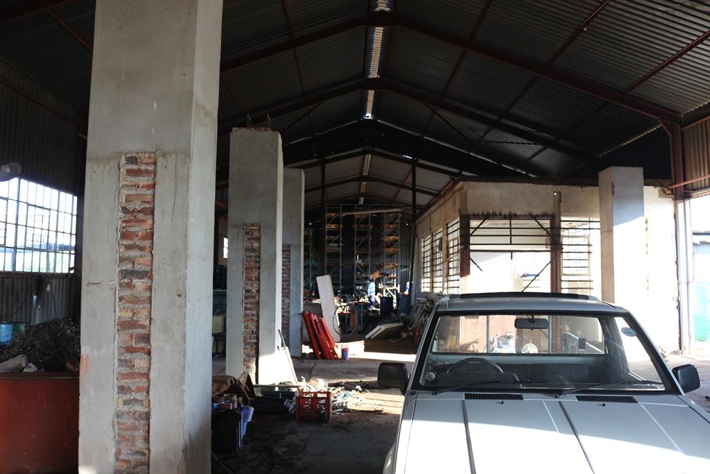 Liquidation Auction Of Industrial Buildings In Uraniaville