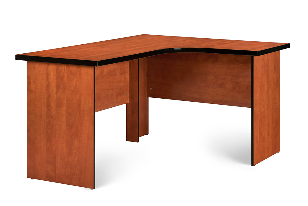 Cluster Workstation available in Cherry, Oak and Mahogany.