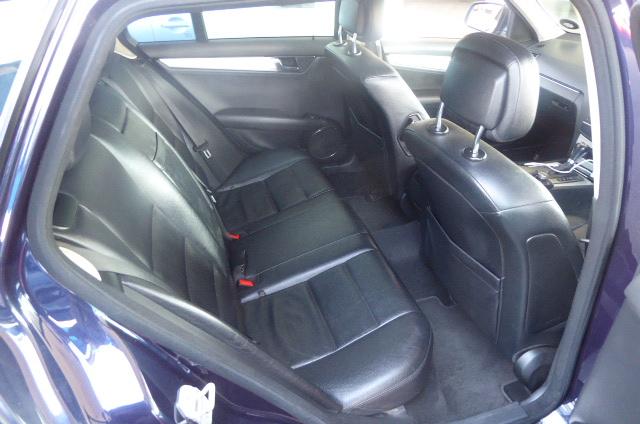 2007 Mercedes Benz C Class C200 Kompressor Classic