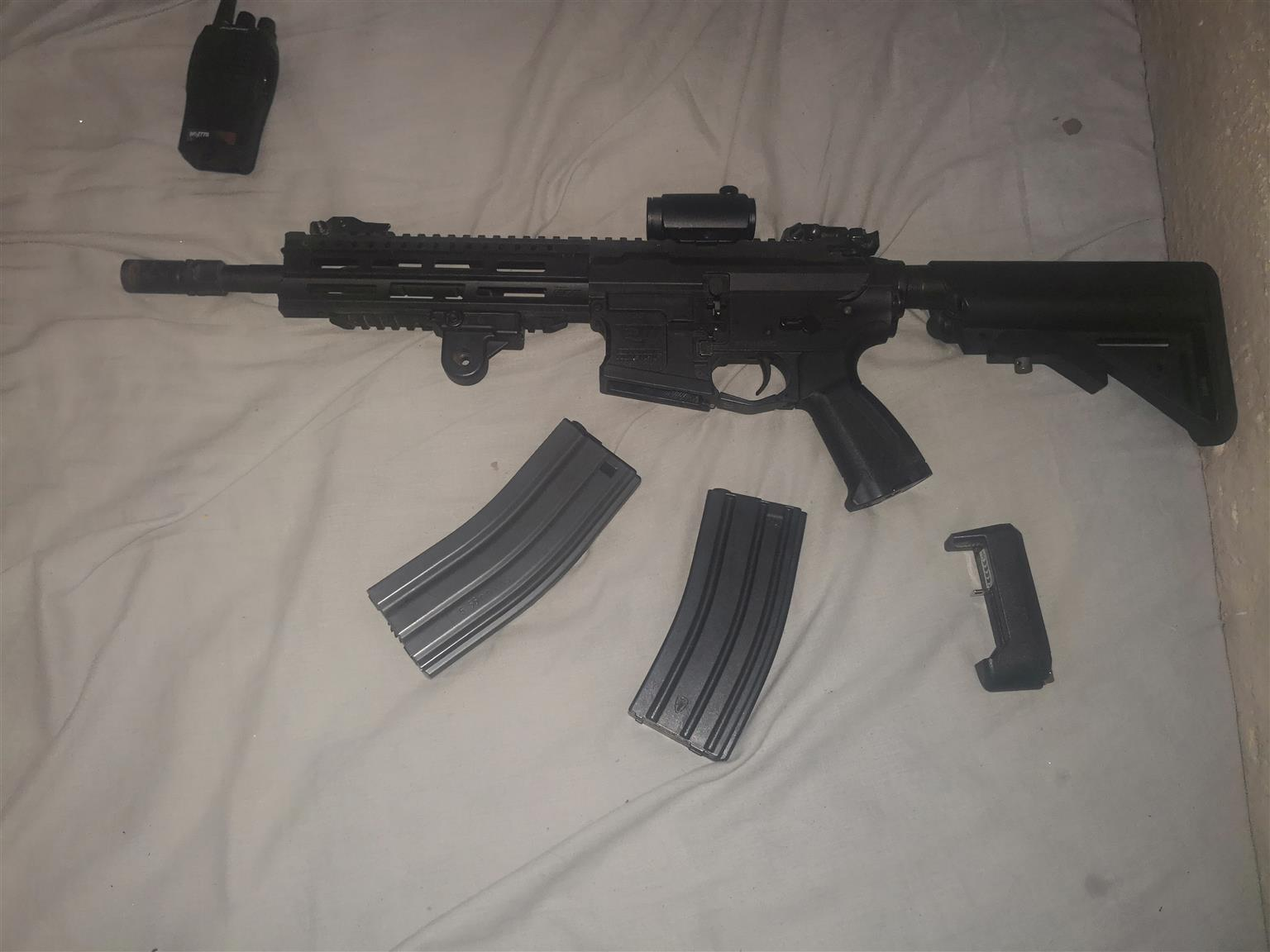 Airsoft gun and gear for sale