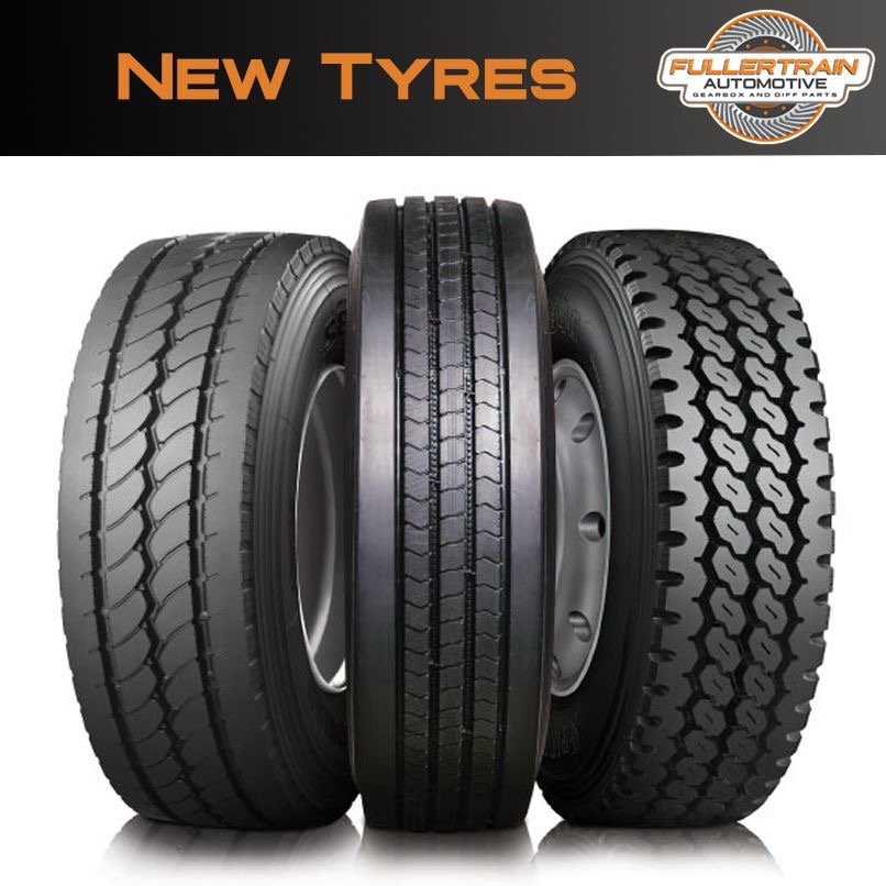 We supply new tyres for Cars, Trucks, Earthmoving Equipment & Agricultural Equipment.