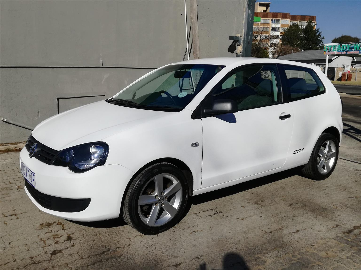 7aed1e738535 2012 VW Polo Vivo hatch 3-door