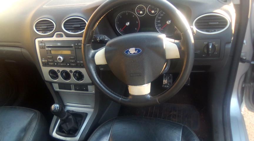 2005 Ford Focus 2.0TDCi 4 door Si