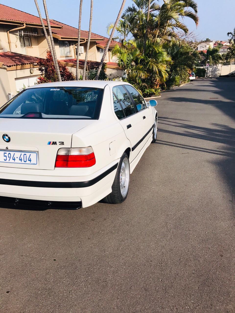 1997 BMW M3 auto