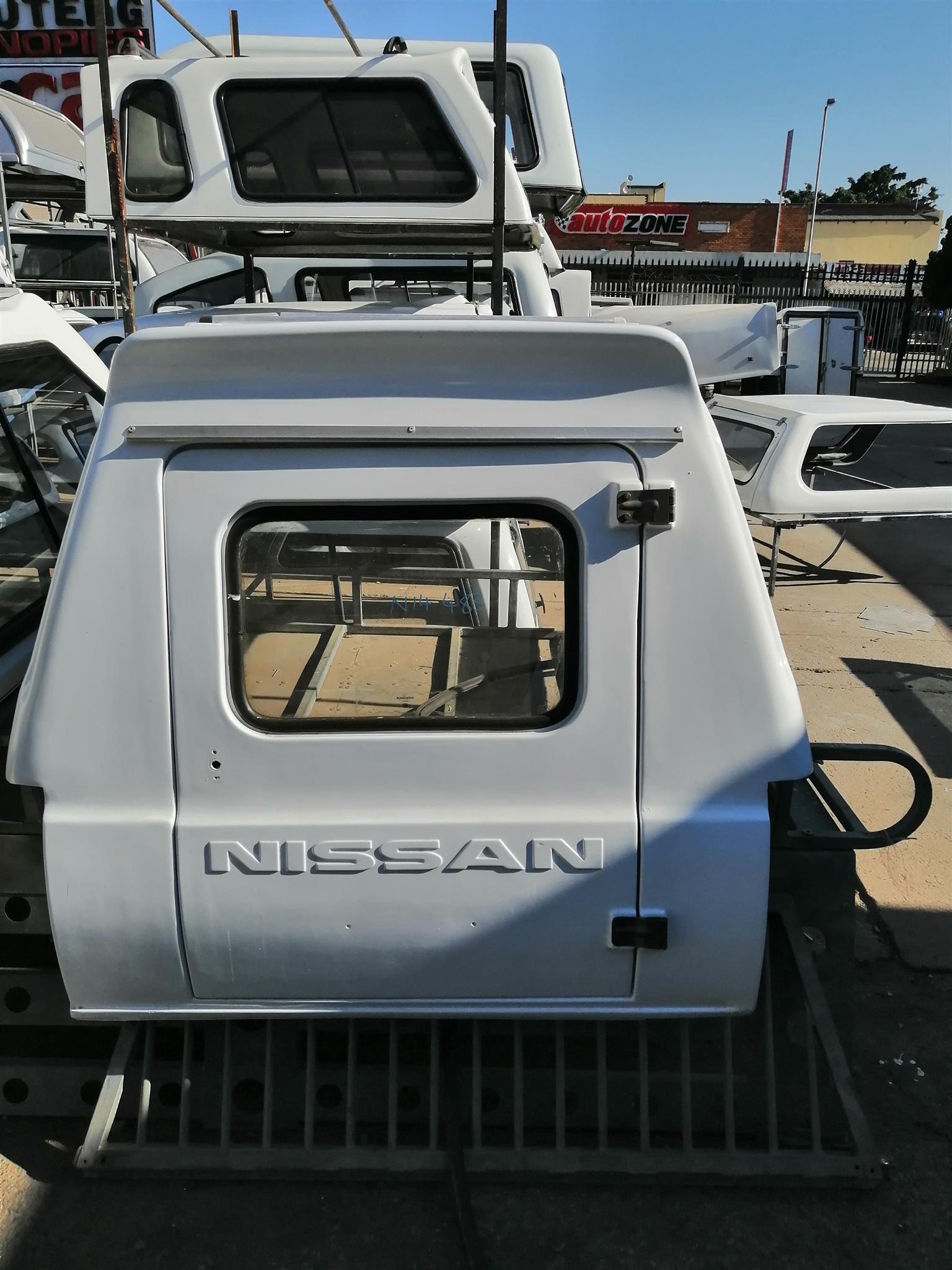 SA Nissan 1400 Full Door Hi - LIner Refurbished Canopy for sale !!