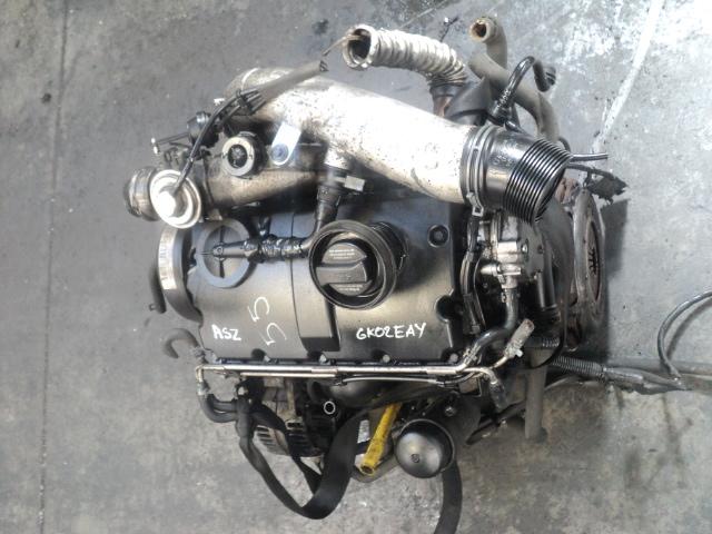VW 1 9 TDI ENGINE (ASZ) FOR SALE