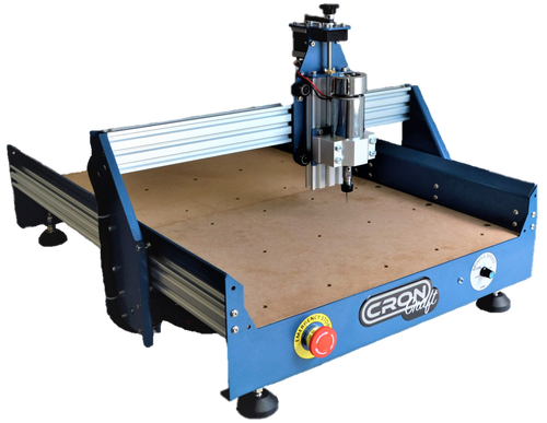 Cnc router and laser combo