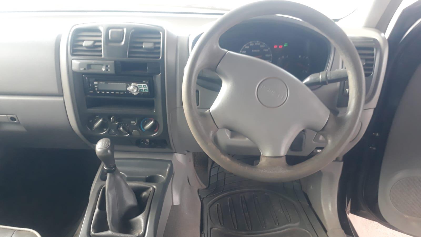 Isuzu KB250 2006 Double Cab