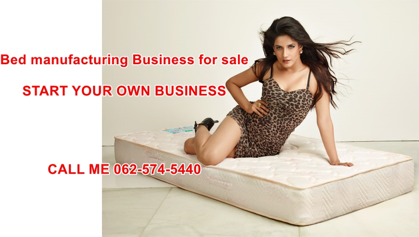Bed Manufacturing Business For sale 140 000