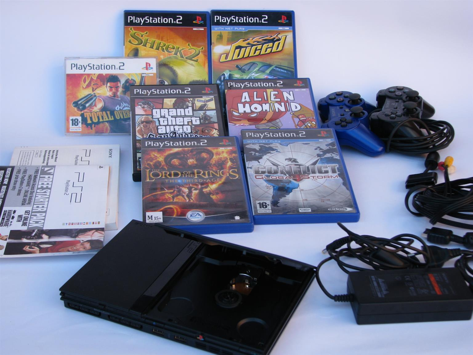 Collectable Playstation 2 PS2 vintage games